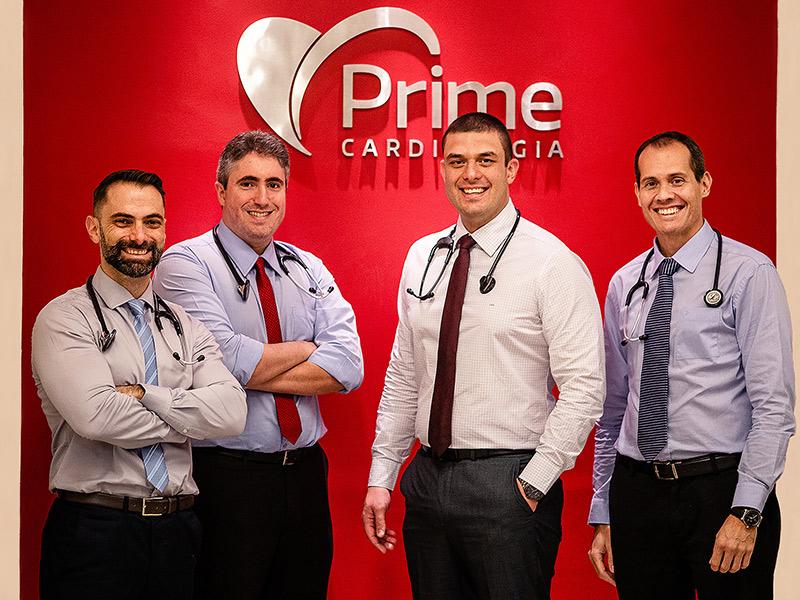 Cardiologista e endocrinologista