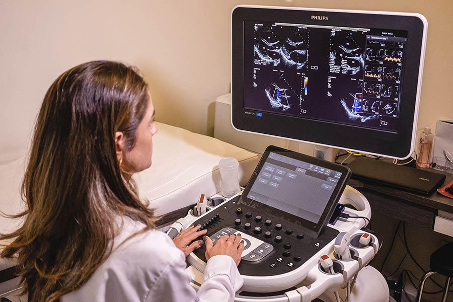 Ecocardiograma Transtorácico
