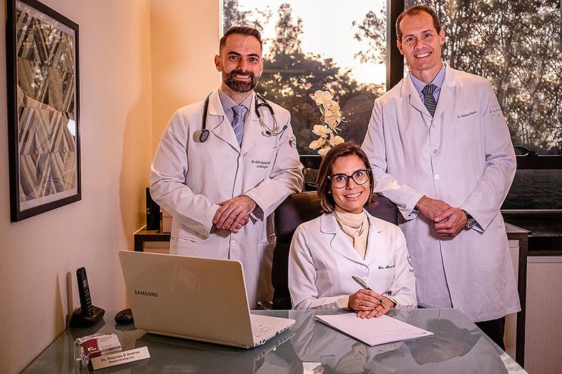 Cardiologistas e Endocrinologistas da Prime