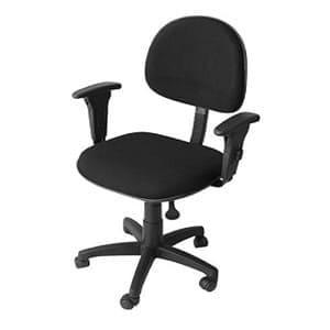 aluguel-cadeira-secretária com-braços