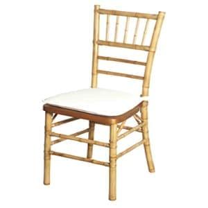 Aluguel de Cadeira Tiffany de Madeira