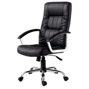 aluguel de cadeira executiva preta CEO