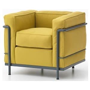 Aluguel de Poltrona Colorida Amarela