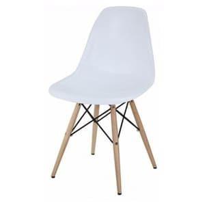 aluguel Cadeira charles eames branca