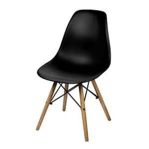 aluguel Cadeira charles eames preta