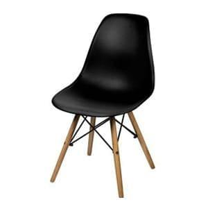Aluguel de Cadeira Charles Eames Preta