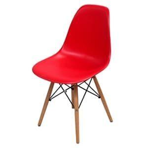 aluguel Cadeira charles eames vermelha