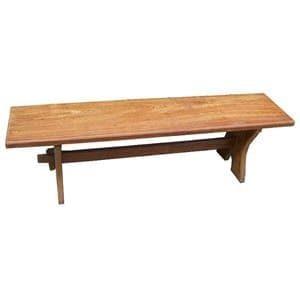 aluguel de banco de madeira rústica