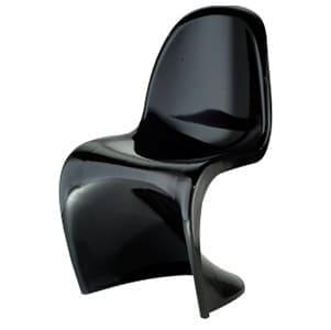 Aluguel de Cadeira Panton Preta