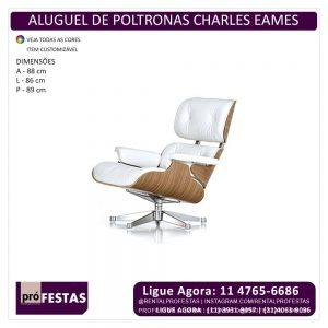 Aluguel de Poltrona Charles Eames