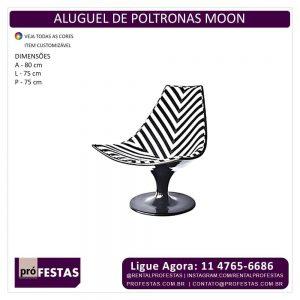 Aluguel de Poltrona Moon
