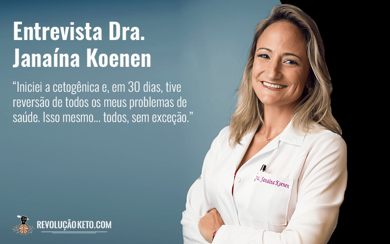 medica janaina koenen endocrinologista dieta cetogenica low carb