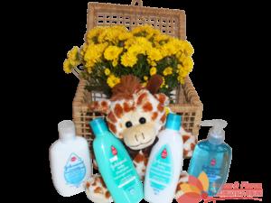 Kit Maternidade Floricultura Rosas e Flores RJ