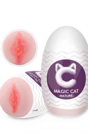 MASTURBADOR VAGINA MAGIC CAT CYBER SKIN