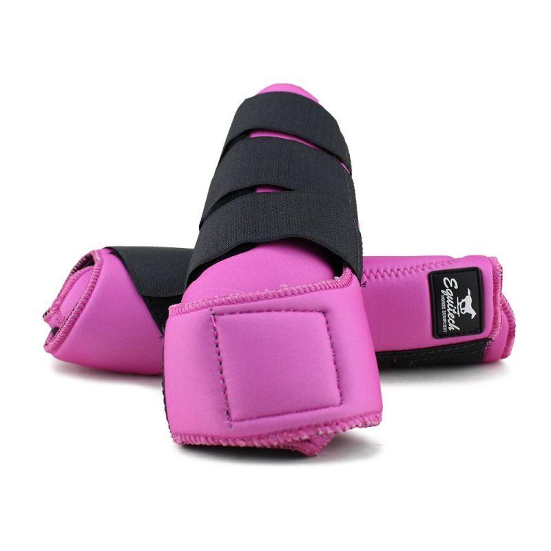 Caneleira Equitech Cor:Pink 1