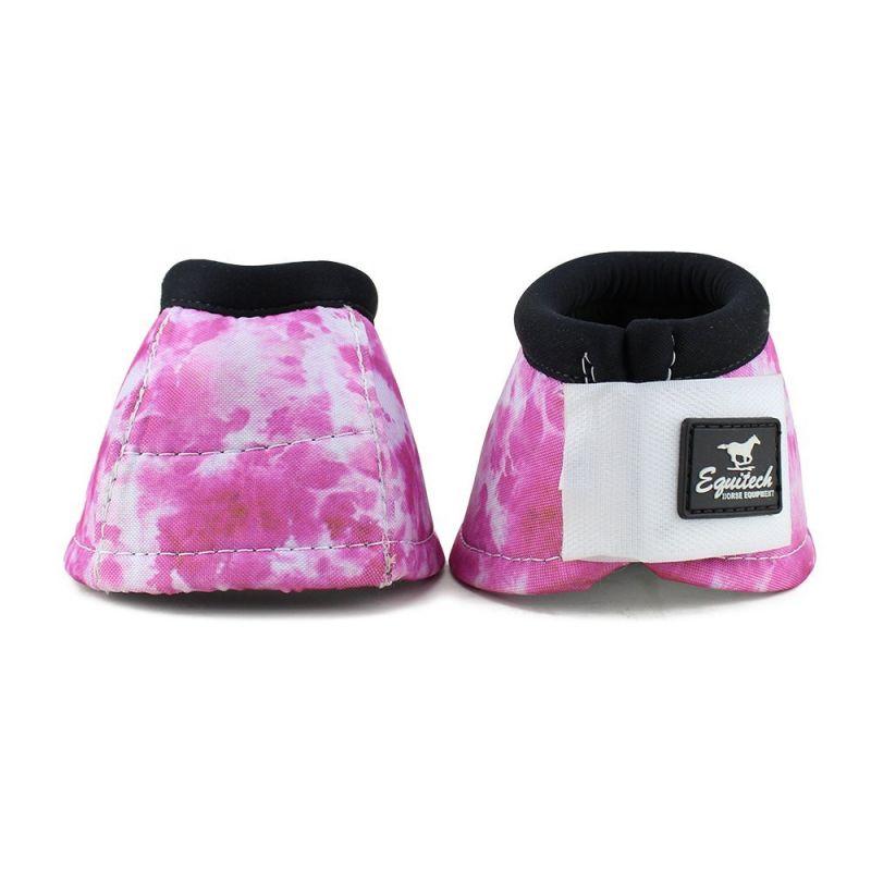 Cloche Equitech Tye Dye Cor:Rosa 1