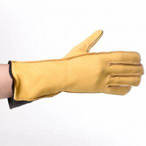 Luva Paul Western Direita Amarela
