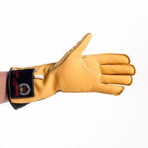 Luva Paul Western Esquerda Amarela