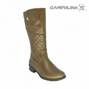 Bota Infantil Comitiva Boots Tostado Ref. IFM203