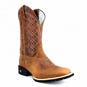 Bota Mr West B-36 2304 Café 1474 F. Tab. CM F. Tab. - Flex M.W 123