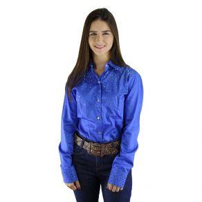 Camisa Miss Country Feminina Wyoming Ref. 386