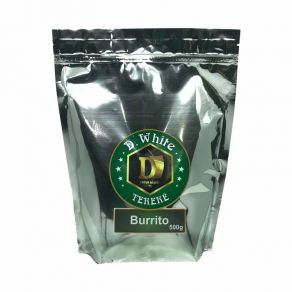 Erva D-White Laminado Burrito 500g