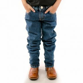 Calça Jeans King Farm Infantil Gold