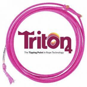 Laço Classic Rattler Triton 4 Tentos