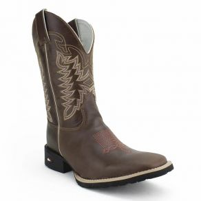 Bota Mr West B-36 8116 BC/AM F. Tabaco C.M F.Tabaco M.W 165