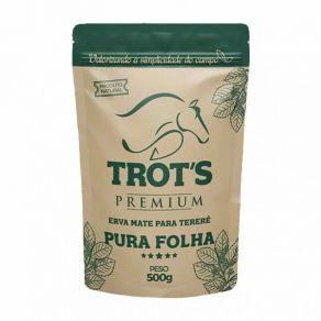 Erva Trot's Premium Pura Folha