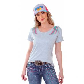 T-Shirt Zenz Western Pin Up Ref. ZW0120039