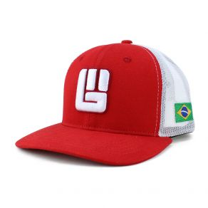 Boné Guilherme Marchi VM c/ BC Logo.Branco - Ref.002