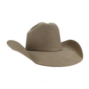 Chapéu Eldorado Lã Cattleman Ropers Camel EC375