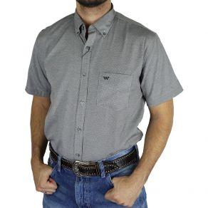 Camisa King Ranch Masculina Manga Curta Ref. 2004