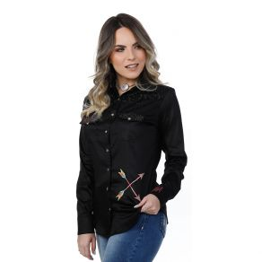 Camisa Miss Country Feminina Just Be Ref. 304