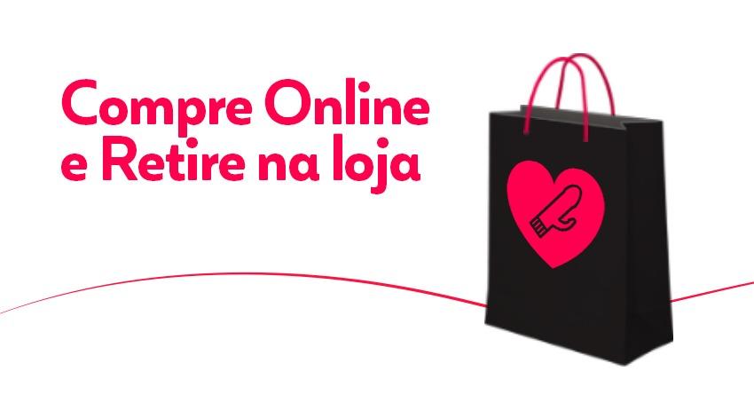 Compre Online e Retire na Loja