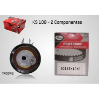 Kit Correia DentadaGol Ks100