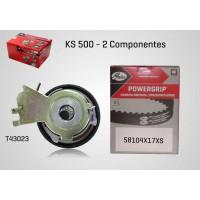 Kit Correia Dentada C3 206 207 Hoggar KS500