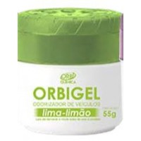 Cheirinho Aromatizante Automotivo Limao Gel 55G OR9696