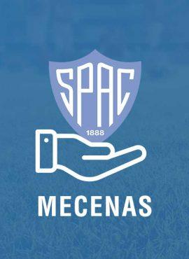 Seja um Mecenas SPAC Rugby