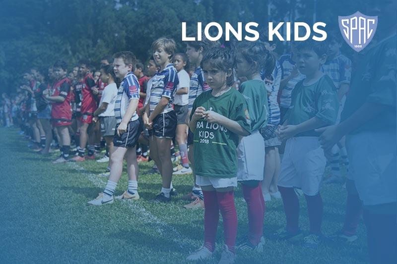 Lions Kids – Galeria de Fotos