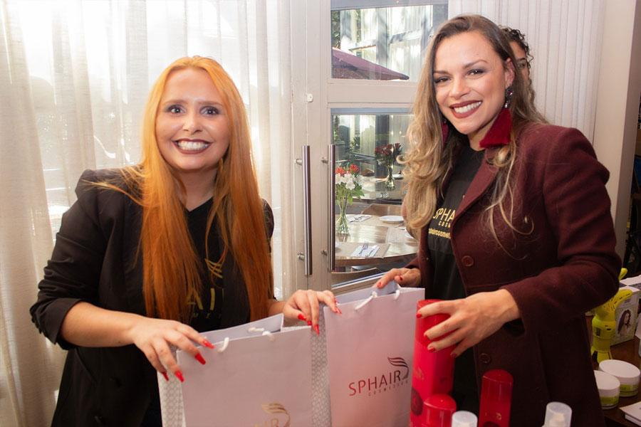 SP Hair Cosmetics participa do Press Day