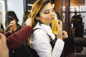 SP HAIR Cosmetics participa do intercâmbio de influencers
