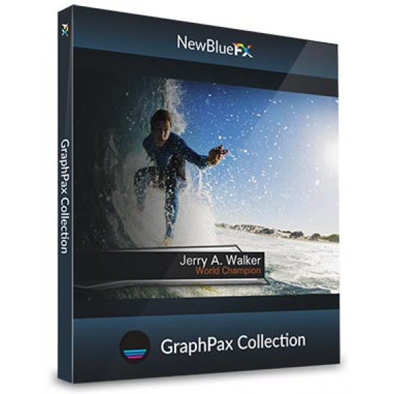 NewBlueFX GraphPax Collection