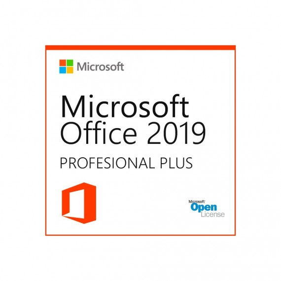 OFFICE PROFESSIONAL PLUS 2019 - OPEN LICENSE