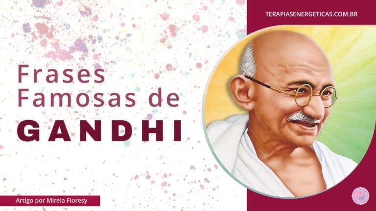 Frases de Gandhi