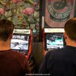 Video games na Brooklyn Brewery