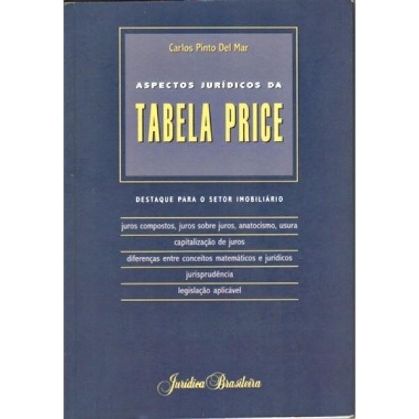 Aspectos Juridicos da Tabela Price
