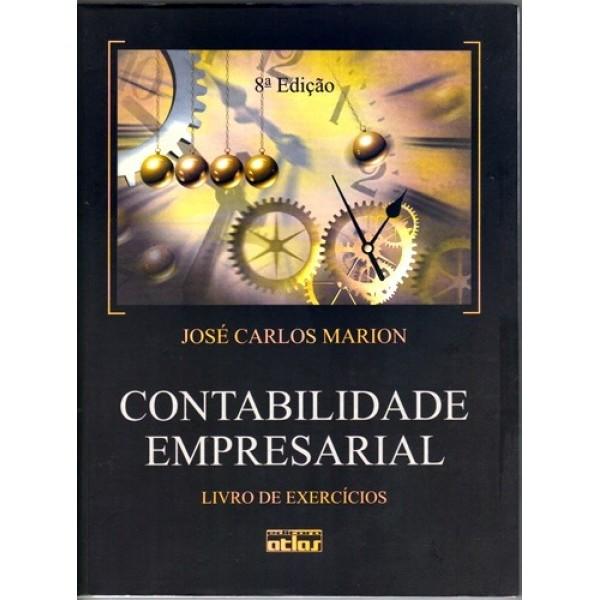 Contabilidade Empresaial - Livro de Exercicios - 8º Ediçao