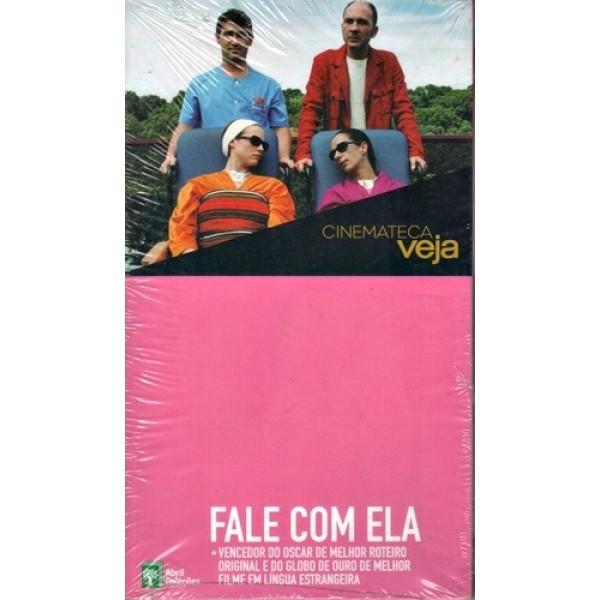 Fale com Ela - Cinemateca Veja - Acompanha Dvd